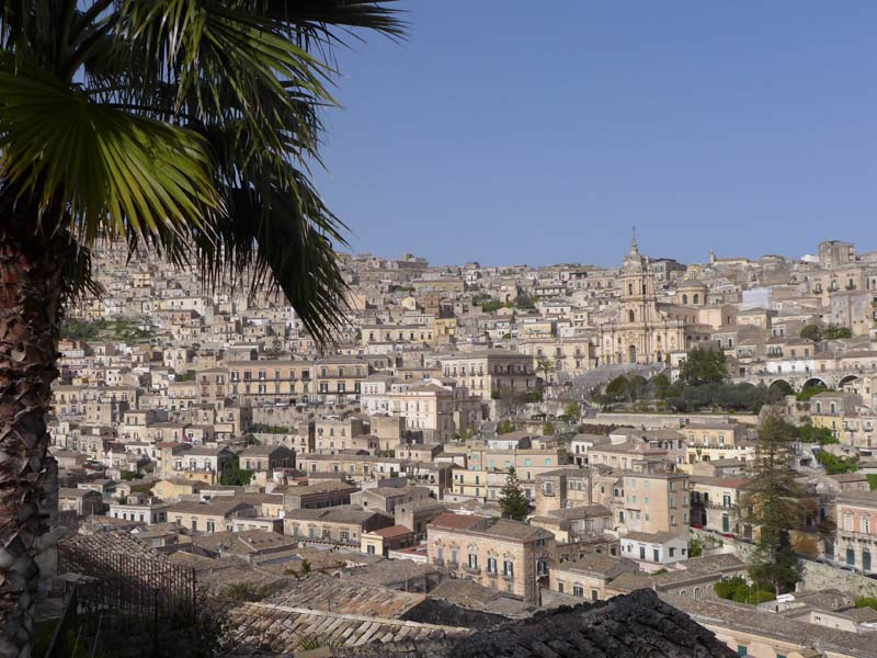 The i-escape blog / Secret Sicily: 7 beautiful places to visit / View from Casa Talia's terrace