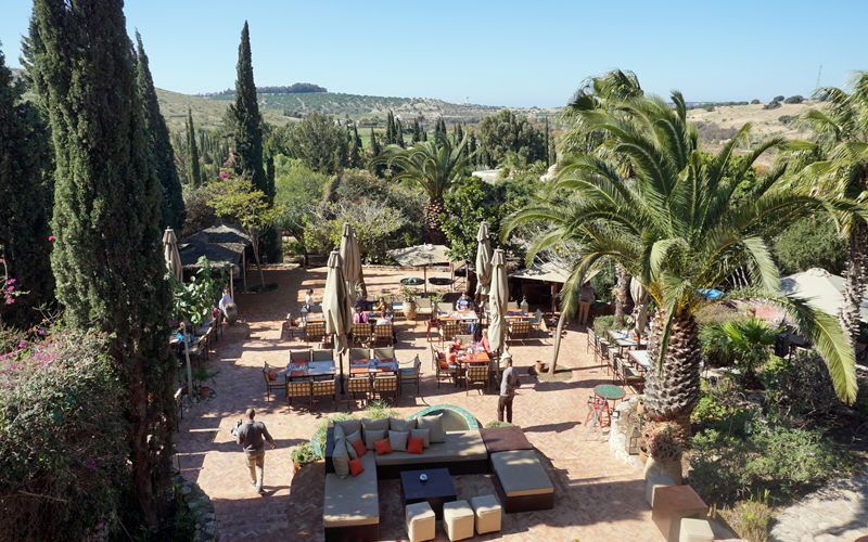i-escape blog / Just Back From Morocco with the Kids / Le Jardin des Douars