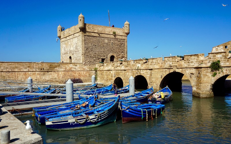 The i-escape blog / Just back from: a family holiday to Morocco / Essaouira