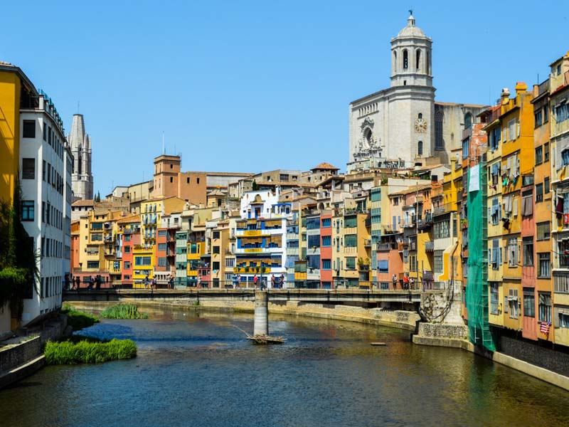 The i-escape blog /The last days of annual leave: 9 brilliant breaks / Girona