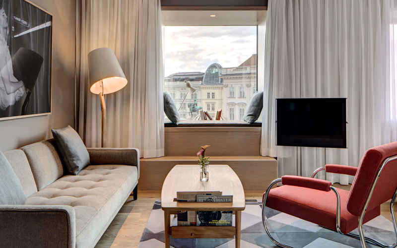 i-escape blog / 7 Great Reasons to Take Your Family on a European City Break / The Guesthouse Vienna