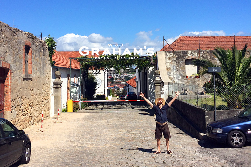 the i-escape blog / City guide: what's so cool about Porto? / Graham's port house
