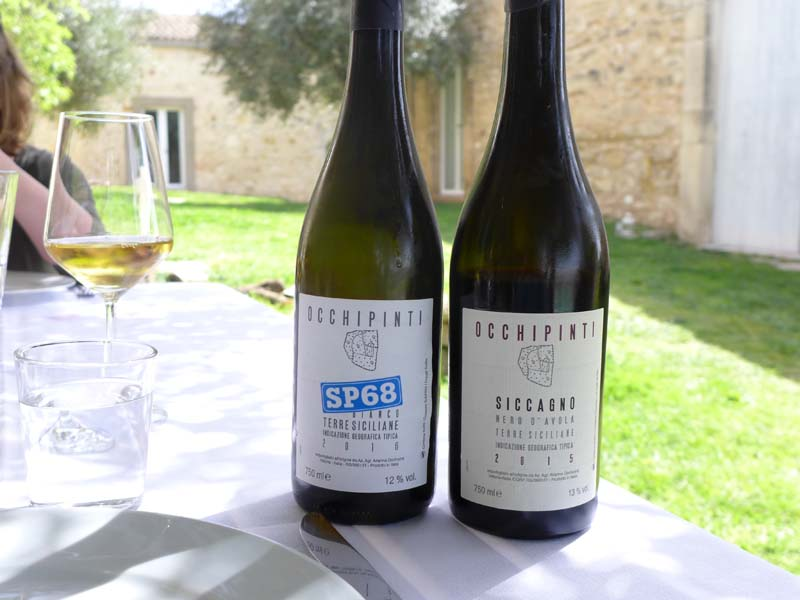 The i-escape blog / Secret Sicily: 7 beautiful places to visit / Occhipinti wine