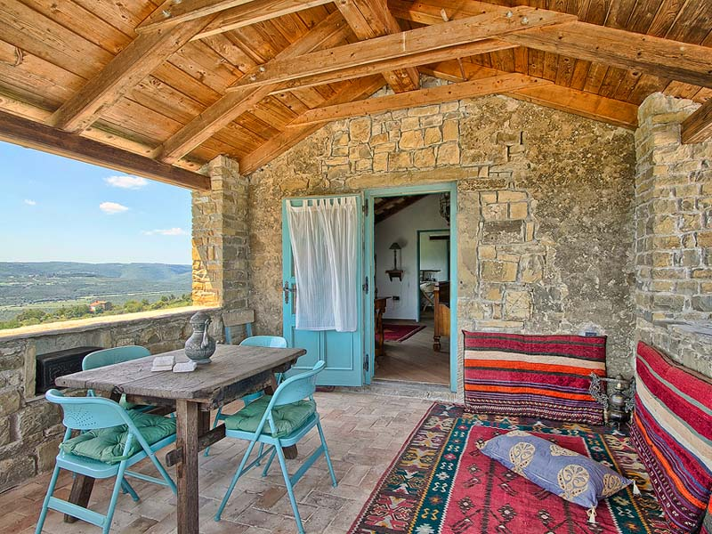 The i-escape blog / Beautiful apartments you won't find on Airbnb / Villa Sancta Maria