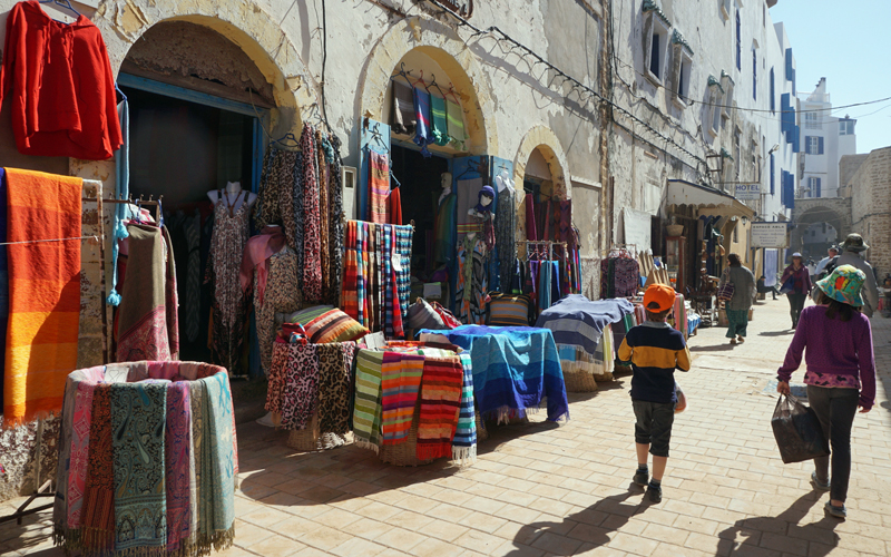 i-escape blog / Just Back From Morocco with the Kids / Essaouira
