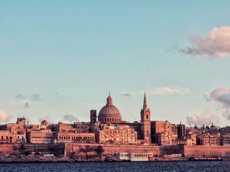The i-escape blog /The last days of annual leave: 9 brilliant breaks / Valletta