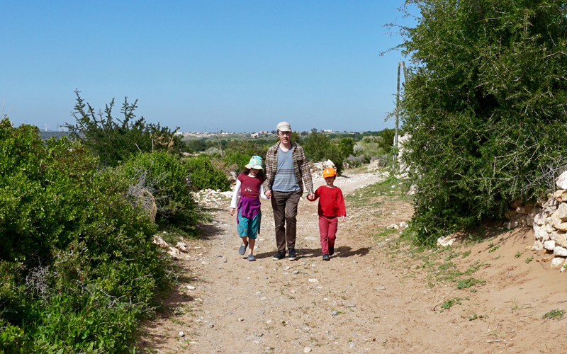 i-escape blog / Just Back From Morocco with the Kids / Rebali Riads