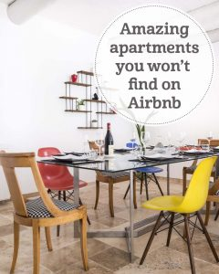 The i-escape blog / Amazing apartments you won't find on Airbnb