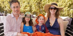 the i-escape blog / Just back from: a family holiday in Morocco / Nadine Mellor and family