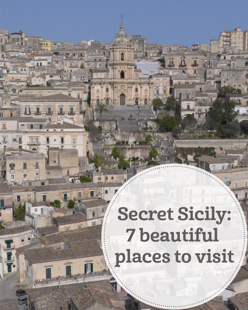 The i-escape blog / Secret Sicily: 7 beautiful places to visit