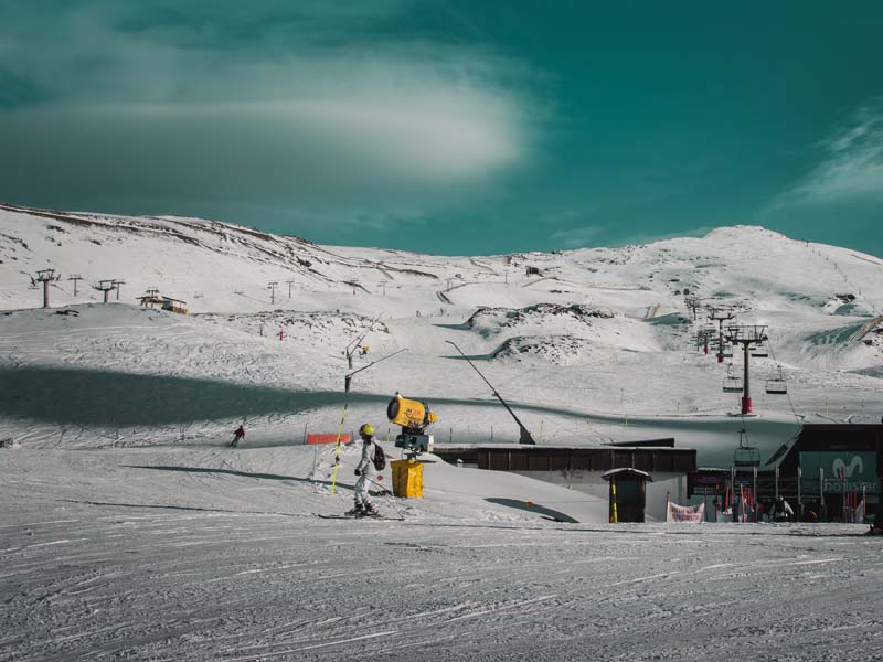 The i-escape blog / The last days of annual leave: 9 brilliant breaks / Sierra Nevada ski resort