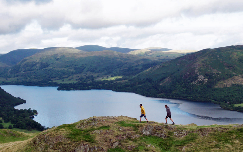i-escape blog / 6 brilliant UK family breaks for October half term / Lake District