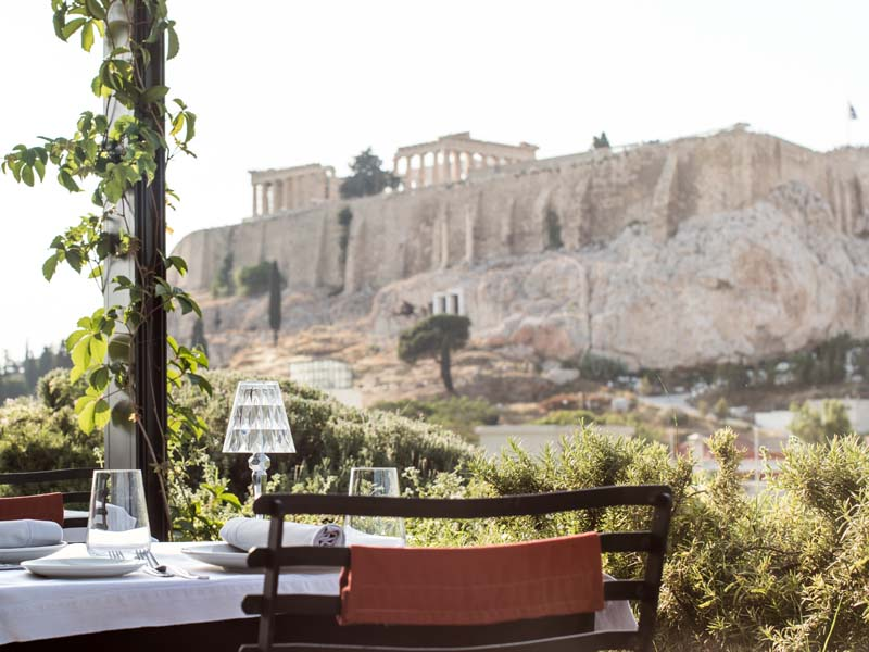 The i-escape blog / 10 best hotel rooms with amazing views / AthensWas