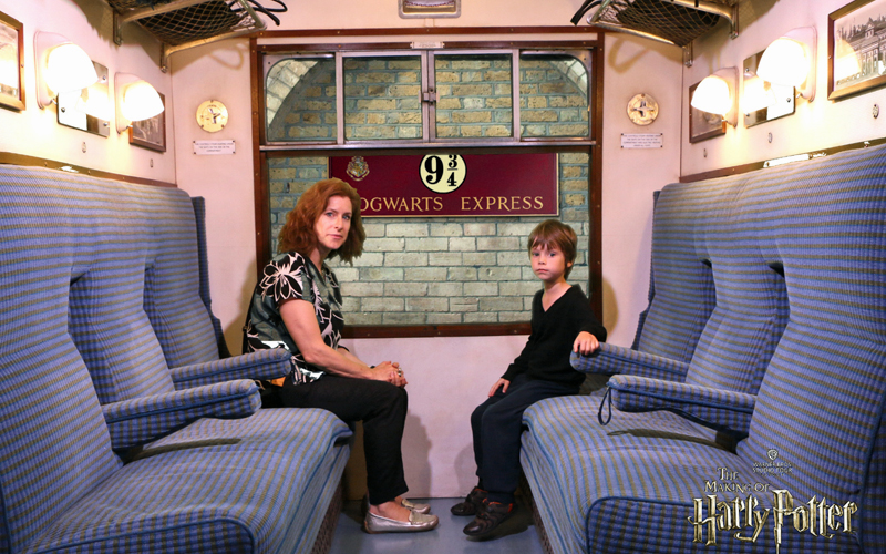 i-escape blog / 6 brilliant UK family breaks for October half term / Harry Potter Studios