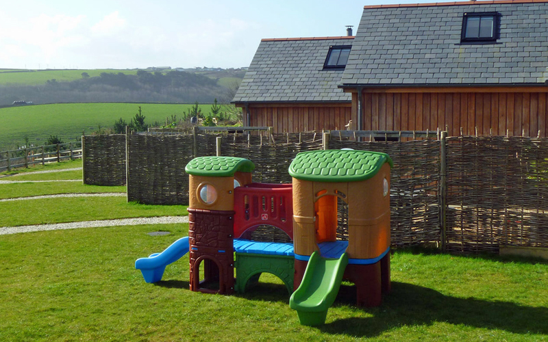 i-escape blog / 6 brilliant UK family breaks for October half term / Merlin Farm Eco-Cottages
