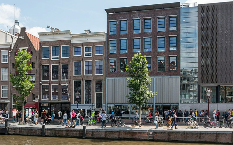 i-escape blog / Amsterdam with Kids / Anne Frank House