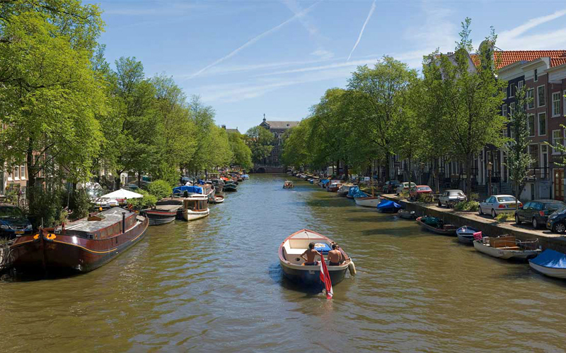 i-escape blog / Amsterdam with Kids /