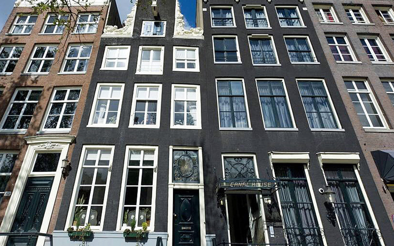 i-escape blog / Amsterdam with Kids / Canal House