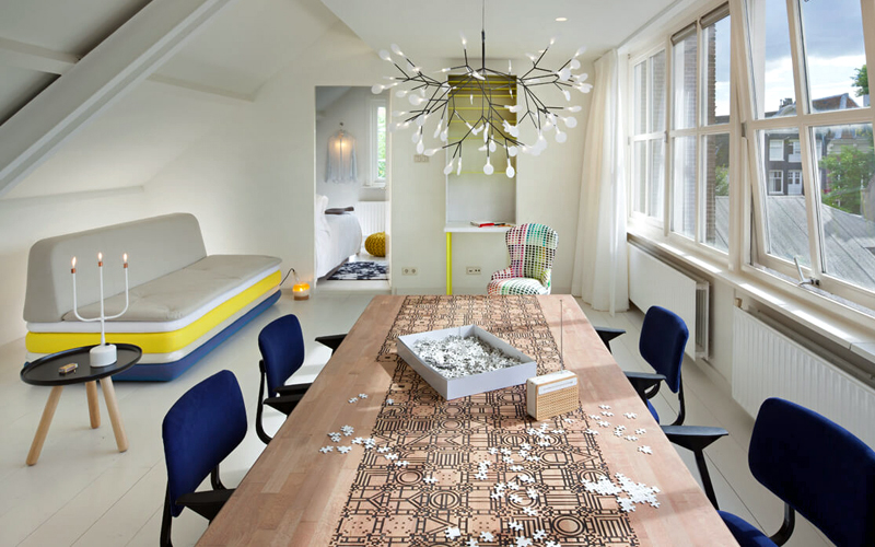 i-escape blog / Amsterdam with Kids / Hotel Droog