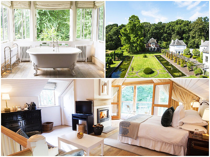 The i-escape blog / 12 pet-friendly UK hotels loved by dogs / Lime Wood