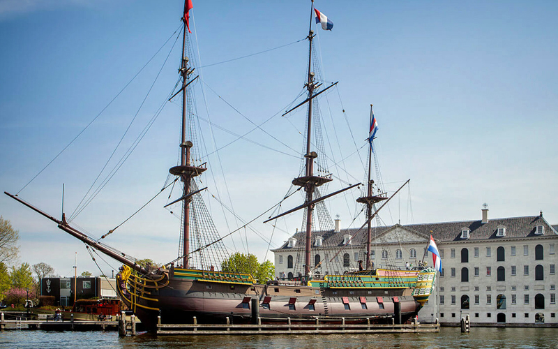i-escape blog / Amsterdam with Kids / National Maritime Museum