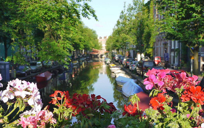 i-escape blog / Amsterdam with Kids