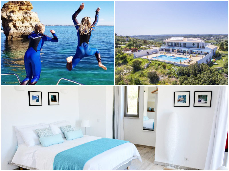 12 Best Budget Beach Hotels in Europe 2019 / Jake Hamilton / The i-escape blog / OceanBlue, Algarve