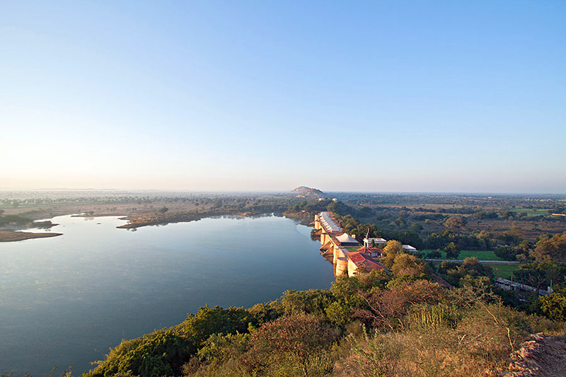 The i-escape blog / Rajasthan in 14 days: top tips for first-time travellers / Chhatra Sagar