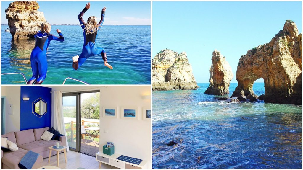 12 hotels with the clearest blue waters in the world / Jake Hamilton / The i-escape blog / Portugal