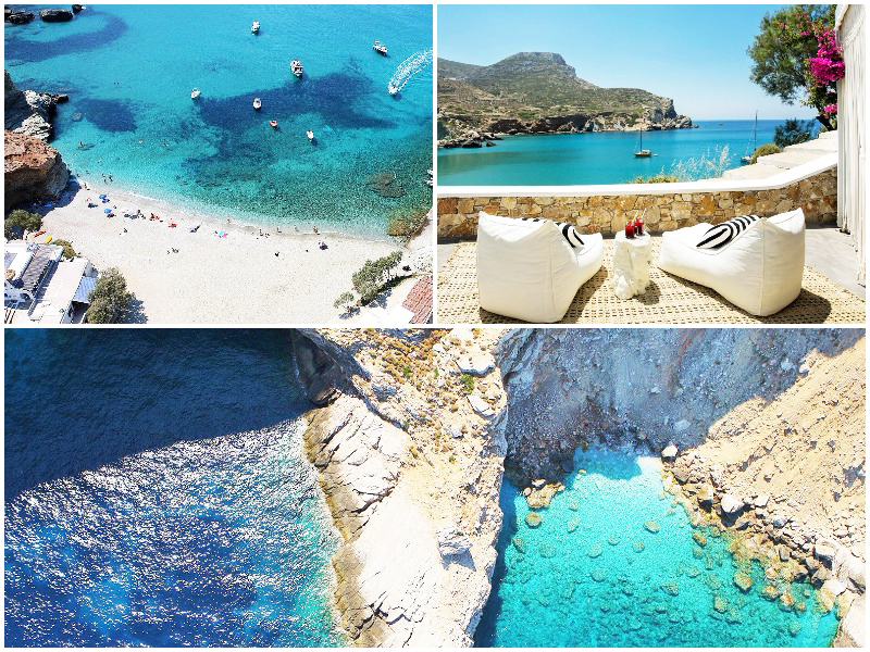 12 hotels with the clearest blue waters in the world / Greece / Jake Hamilton / The i-escape blog