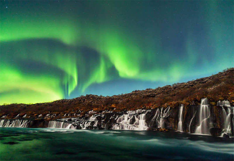 The i-escape blog / 9 brilliant places to see the Northern Lights and other celestial wonders / Hotel Husafell