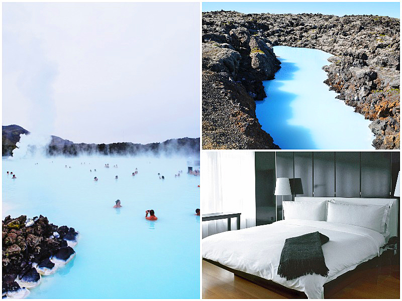 12 hotels with the clearest blue waters in the world / Blue Lagoon Iceland / Jake Hamilton / The i-escape blog