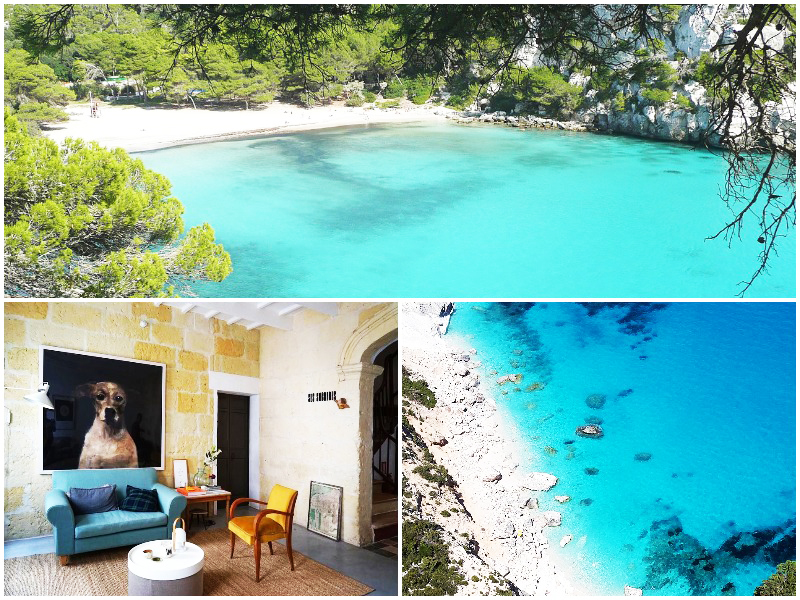 12 hotels with the clearest blue waters in the world / Menorca / Jake Hamilton / The i-escape blog