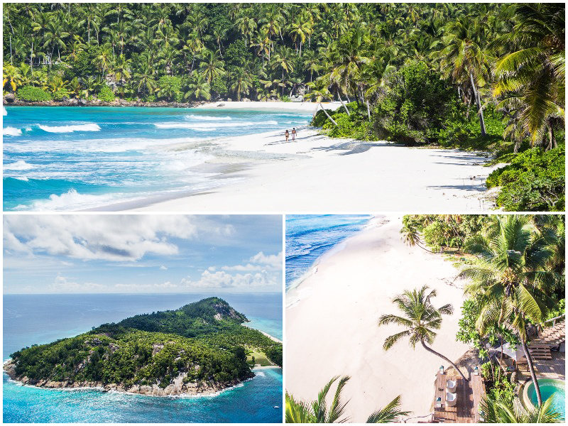 12 hotels with the clearest blue waters in the world / Seychelles North Island / Jake Hamilton / The i-escape blog
