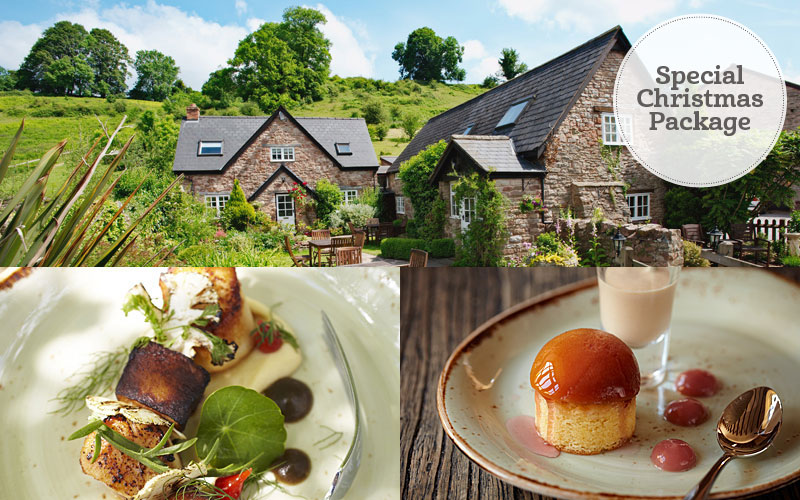 the i-escape blog / 10 delectable UK restaurants-with-rooms / Tudor Farmhouse