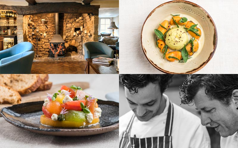 the i-escape blog / 10 delectable UK restaurants-with-rooms / The Ollerod