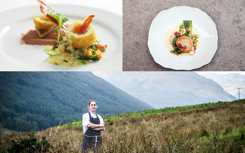the i-escape blog / 10 delectable UK restaurants-with-rooms / Monachyle Mhor