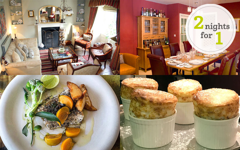 the i-escape blog / 10 delectable UK restaurants-with-rooms / The Drawing Room