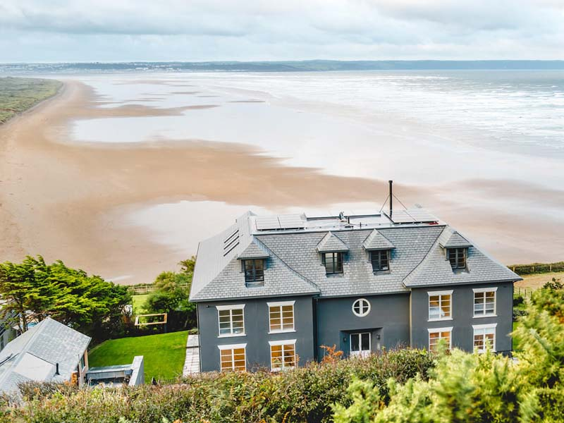 The i-escape blog / Limited edition 2019 deals / The Chalet Saunton