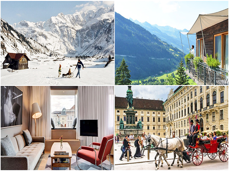 The 10 Best Places to Travel in 2019 Austria / Jake Hamilton / The i-escape blog