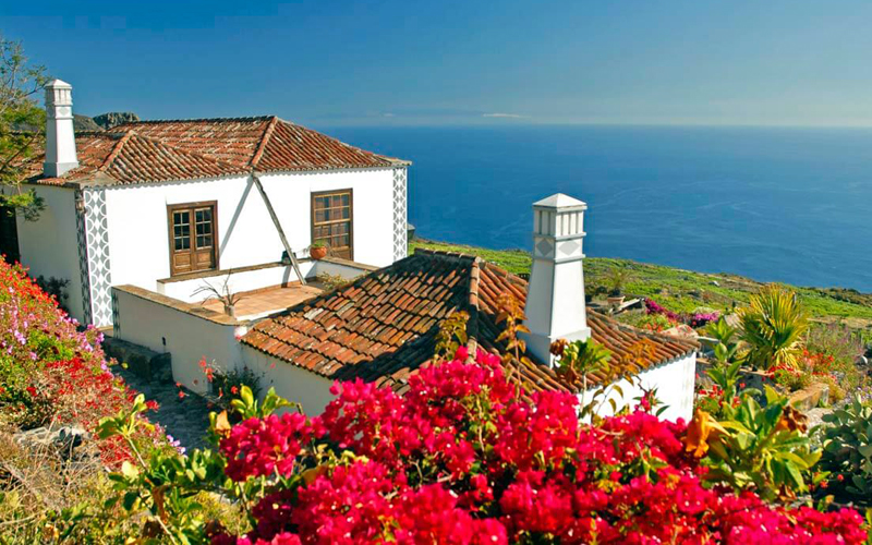 i-escape blog / Which Canary Island is Best for Families / Casa Los Geranios
