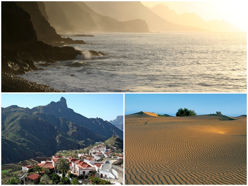 i-escape blog / Which Canary Island is Best for Families / Gran Canaria