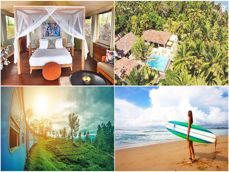 The 10 Best Places to Travel in 2019 Sri Lanka / Jake Hamilton / The i-escape blog