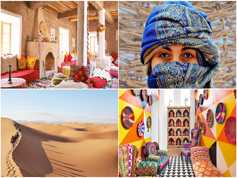 The 10 Best Places to Travel in 2019 Morocco / Jake Hamilton / The i-escape blog