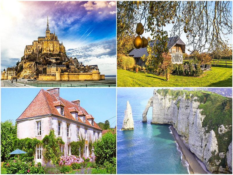 The 10 Best Places to Travel in 2019 Normandy / Jake Hamilton / The i-escape blog