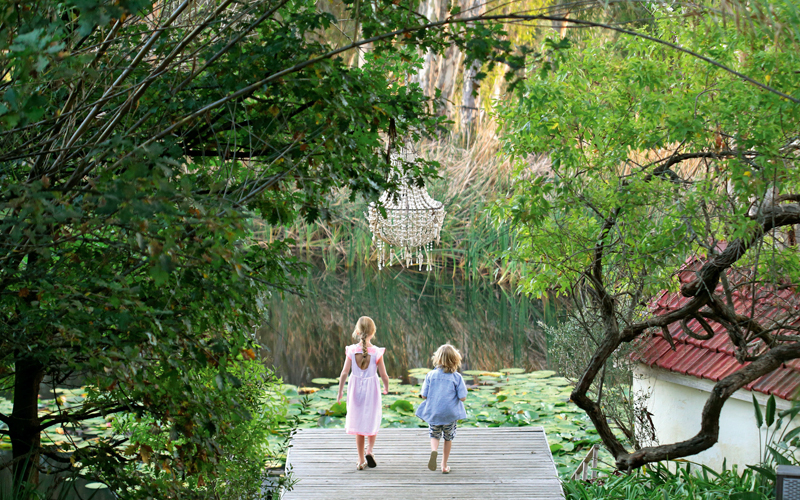 i-escape blog / Best New Family Rentals of 2018 / Stellenbosch Luxury Villa