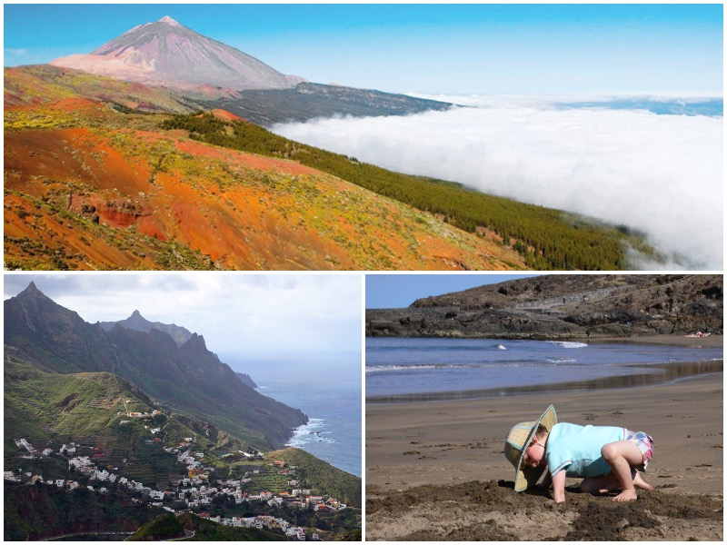 i-escape blog / Which Canary Island is Best for Families / Tenerife