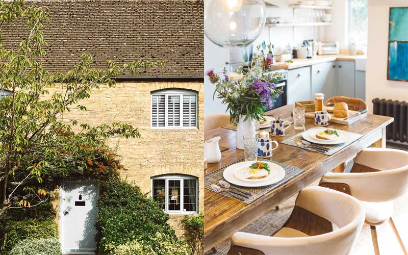 the i-escape blog / 11 weekend breaks within 2 hours of London / Cotswold Boutique Hideaways