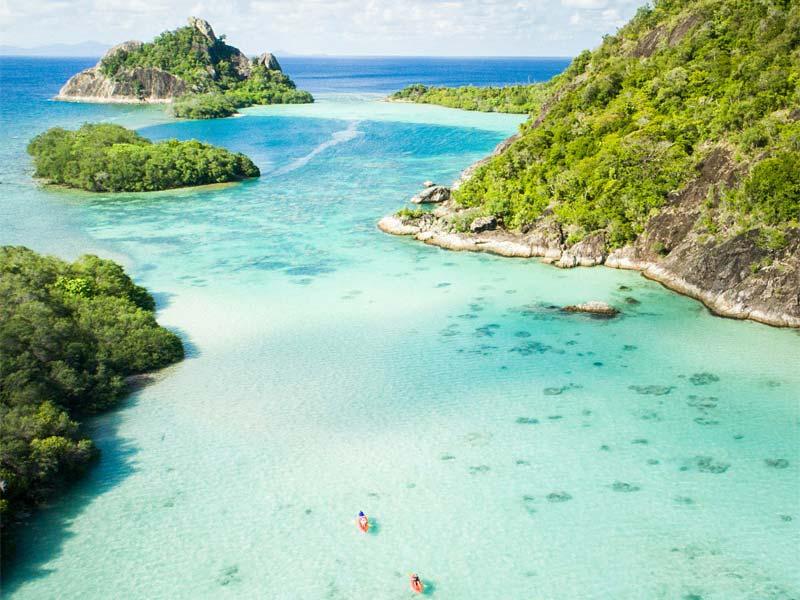 the i-escape blog / 8 Ultimate Honeymoon Islands / Bawah Island