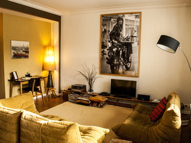 The i-escape blog / 9 beautiful apartments for a European city break / Antwerp Boutique Apartments